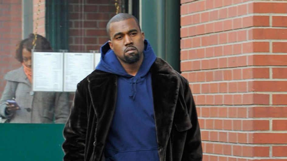 Kanye West reveals the first photo of baby North West