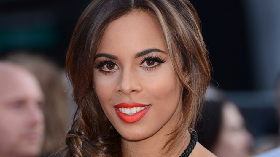 Rochelle Humes hair: Get her flawless fishtail plait