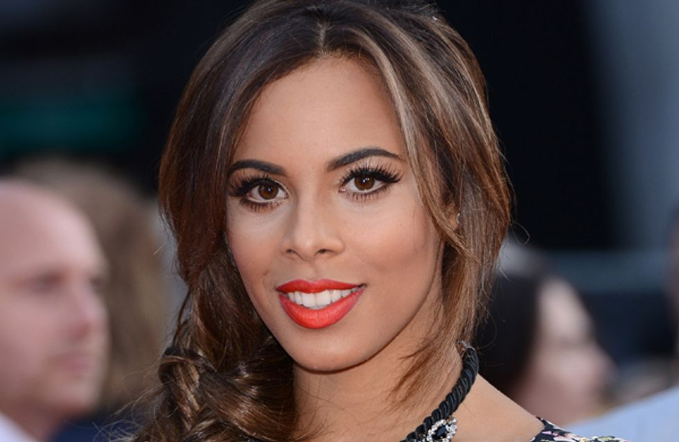 Rochelle Humes Hair Get Her Flawless Fishtail Plait