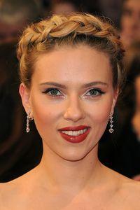 Scarlett's braided crown