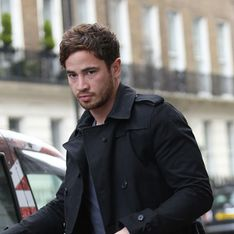 Danny Cipriani acting as if he's had a lucky escape after Kelly Brook split