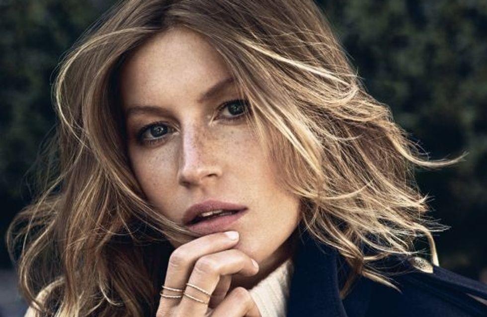 H&M fait de Gisele Bündchen sa nouvelle égérie