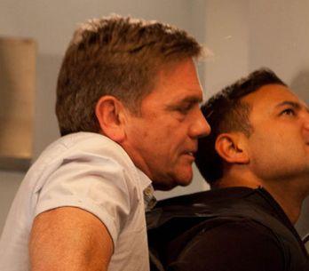 Coronation Street 01/09 - Karl loses his temper with Jason