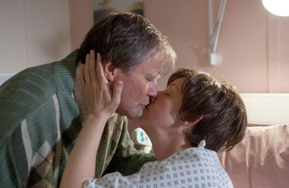 Coronation Street 02/09 - Roy and Hayley receive devastating news