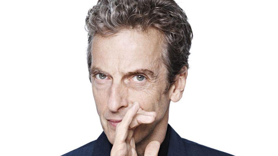 "New Doctor Who: Steven Moffat talks ""older, fiercer"" Peter Capaldi"