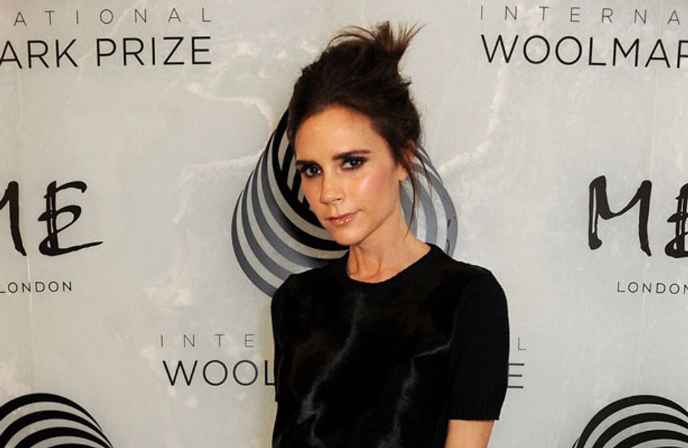 Victoria Beckham talks family parties, the school run and smiling in pictures
