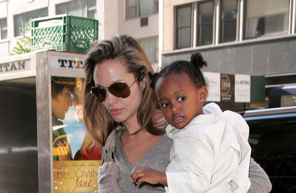 Angelina Jolie and Brat Pitt Wedding: Daughter Zahara to be maid of honour
