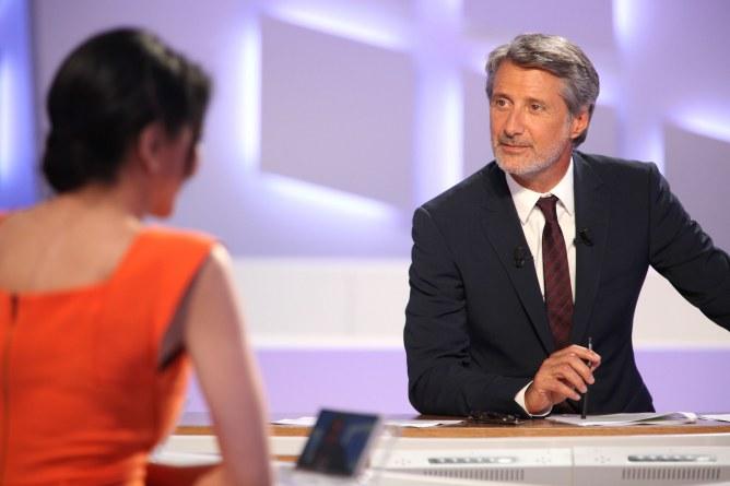 Antoine de Caunes nouveau présentateur du Grand Journal