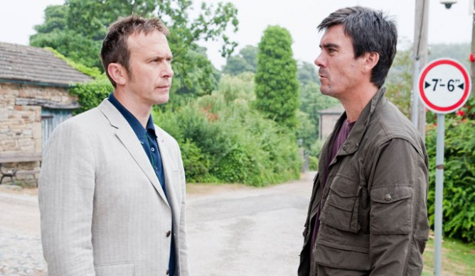 Cain realises Declan's not guilty