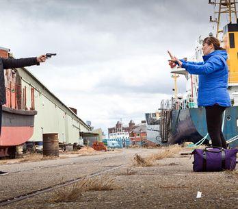 Hollyoaks 03/09 - Paul shoots Myra!