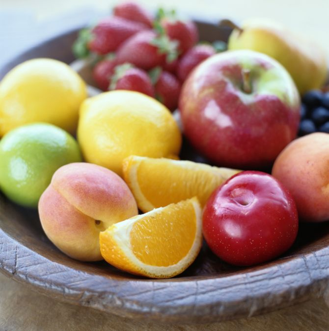 Les gros mangeurs de fruits se protègent d'avantage des ruptures d'anévrisme