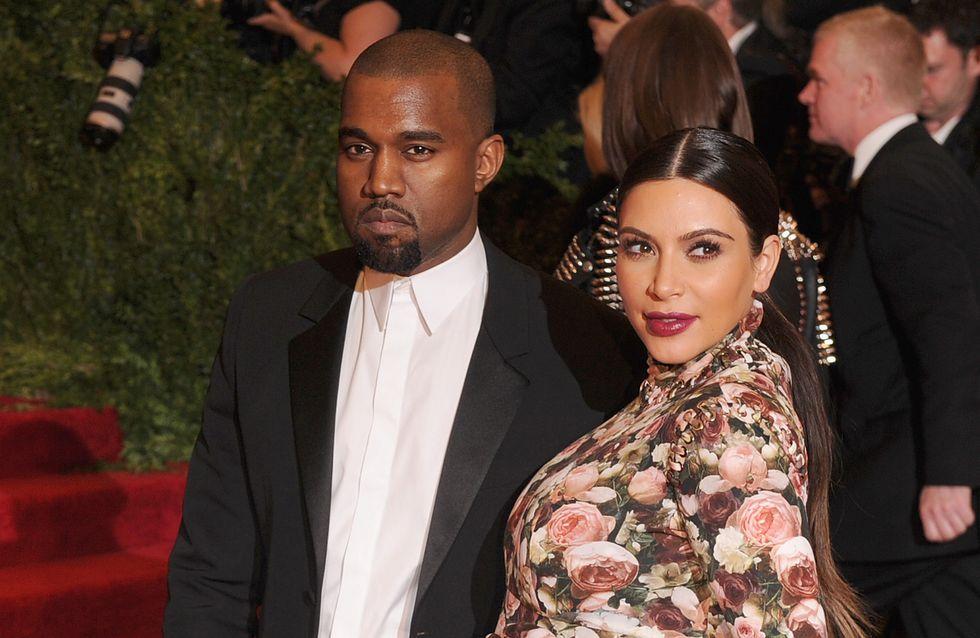 Kim Kardashian : Découvrez sa petite North West (Photo)