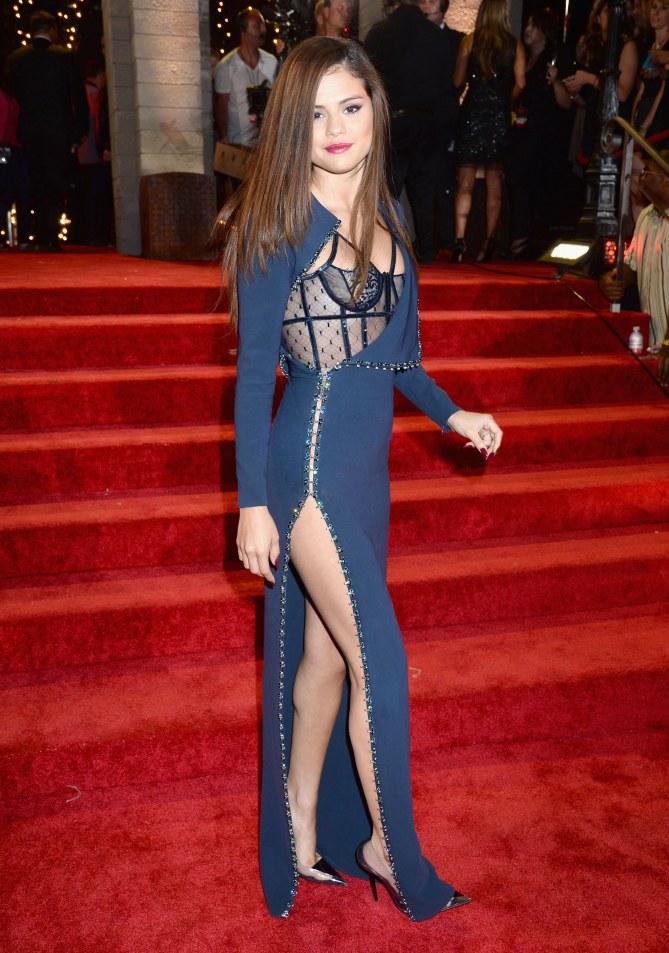 Selena Gomez pour les MTV VMA