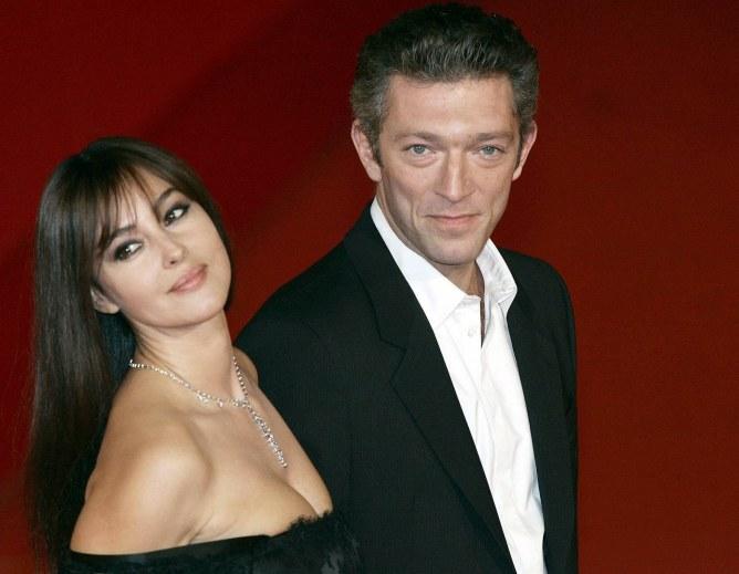 Monica Bellucci e Vincent Cassel si separano