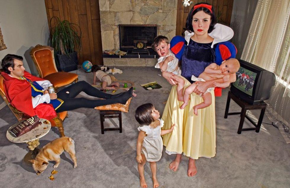 Princesses Disney : Quand le rêve devient cauchemar (photos)
