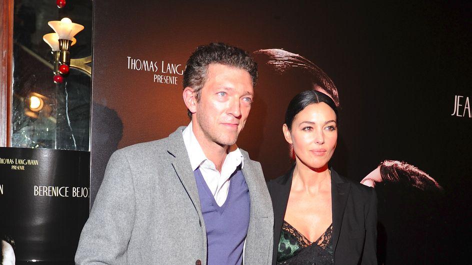 Monica Bellucci et Vincent Cassel, officiellement séparés