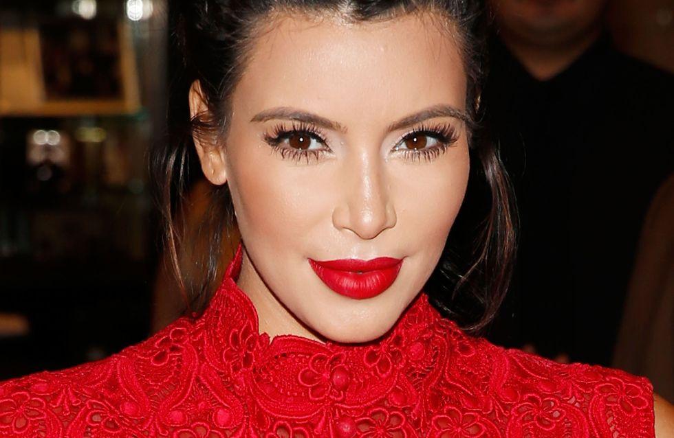 Kim Kardashian nous dévoile ses essentiels beauté