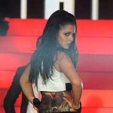 Cheryl Cole dévoile ses fesses entièrement tatouées