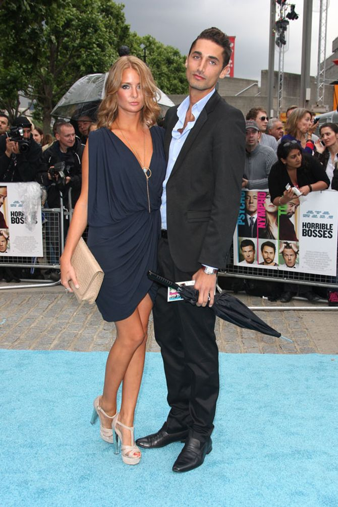 Hugo Taylor and Millie Macintosh