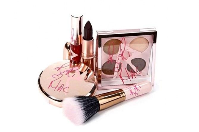 M.A.C et Rihanna signent une nouvelle collection de cosmétiques pour l'automne 2013