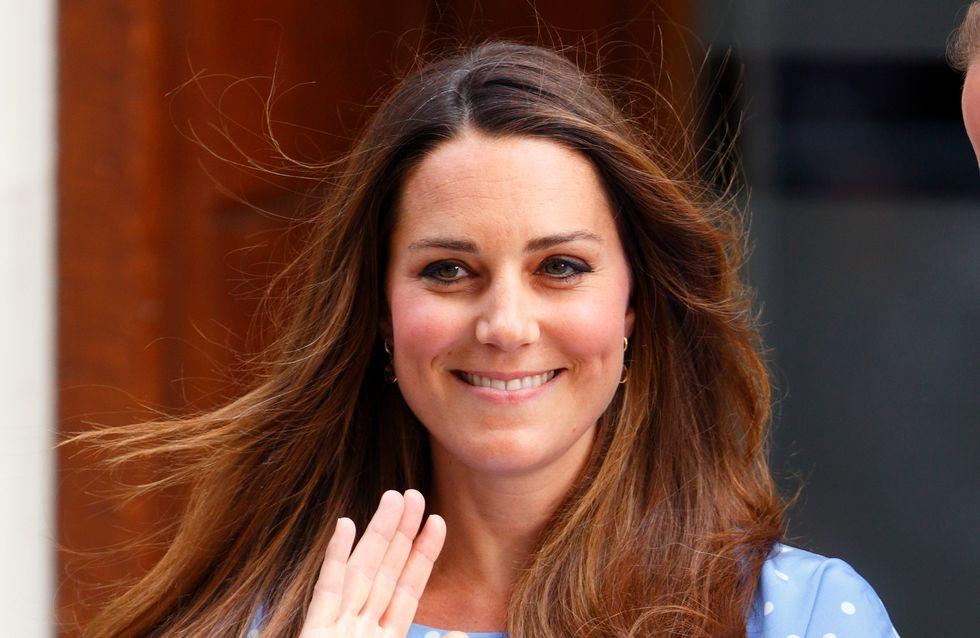 Kate Middleton se rapproche de Camilla Parker Bowles