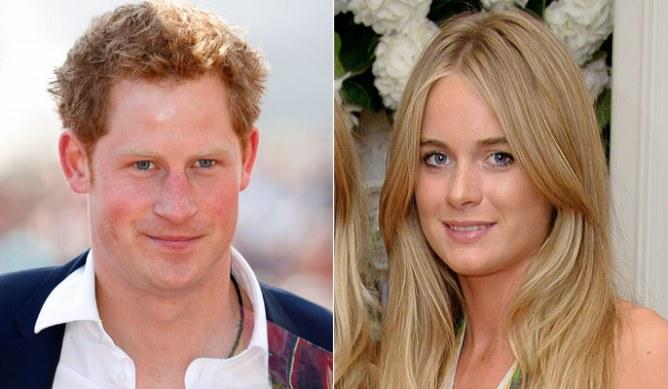 Le Prince Harry prêt à épouser Cressida Bonas ?