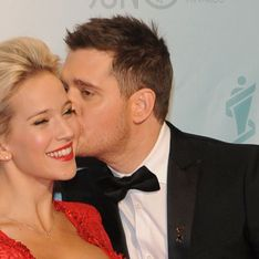 Michael Buble and wife Luisana welcome a baby boy named Noah