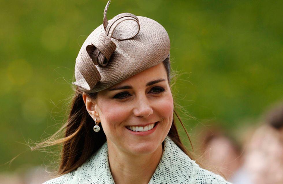 Kate Middleton post-baby beauty secret revealed