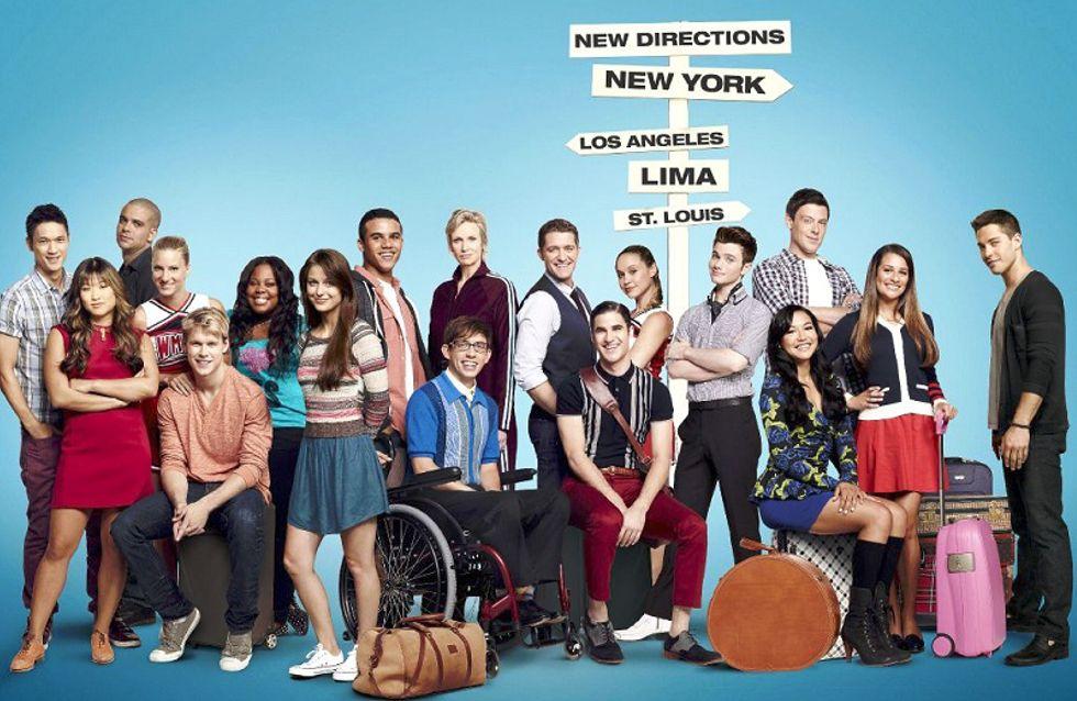 Glee : Découvrez les premières images de la saison 5 sans Cory Monteith