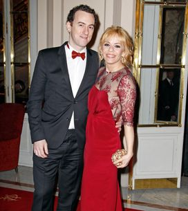 María Adánez y el abogado David Murphy se separan