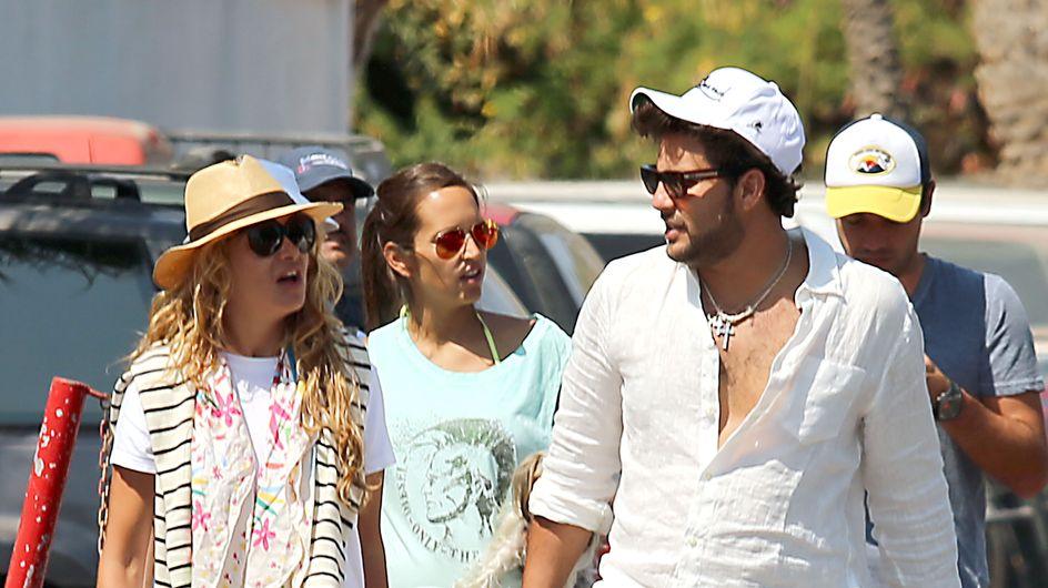 Paulina Rubio podría estar embarazada