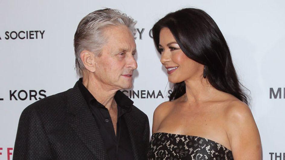 "Michael Douglas and Catherine Zeta-Jones split: Couple ""on a break"""