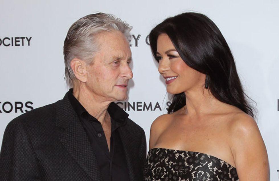 Michael Douglas and Catherine Zeta-Jones split: Couple on a break