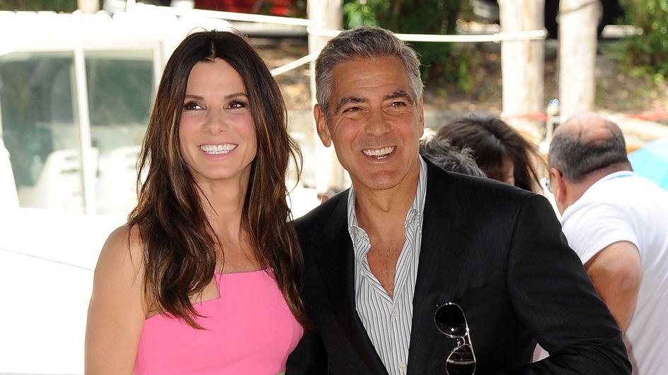 George Clooney sbarca a Venezia