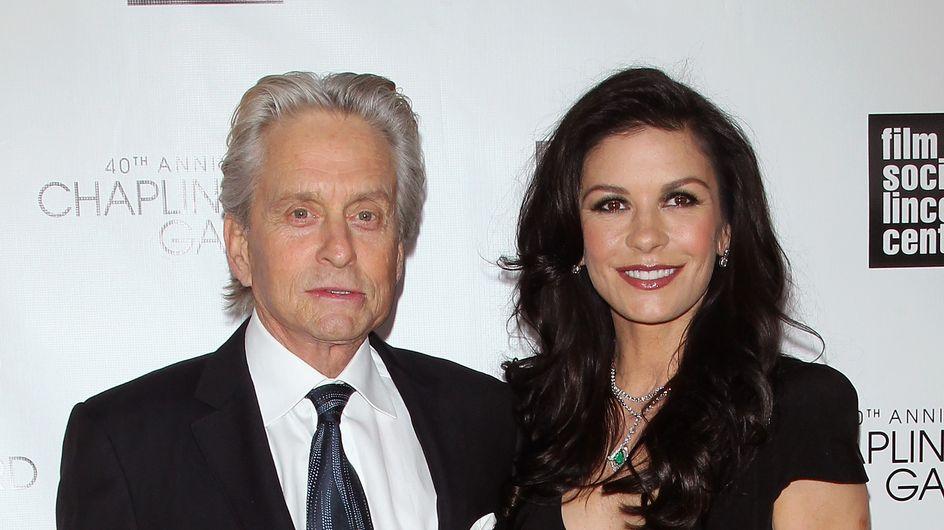 Catherine Zeta-Jones et Michael Douglas divorcent