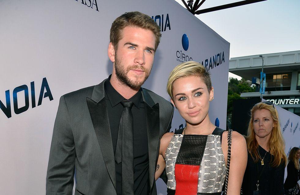 Miley Cyrus aux MTV VMA : Liam Hemsworth mortifié