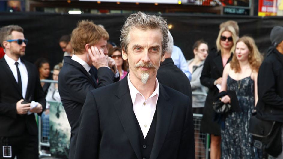 """Doctor Who writer defends Peter Capaldi casting: """"This isn't Made In Chelsea!"""""""