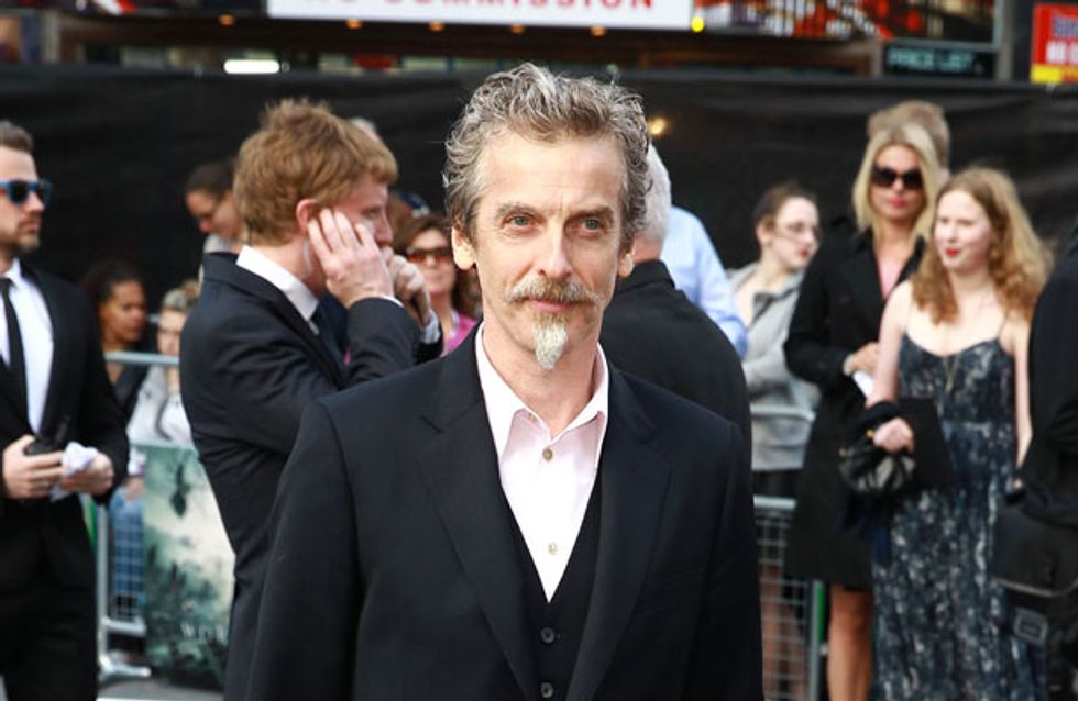 Doctor Who writer defends Peter Capaldi casting: This isn't Made In Chelsea!