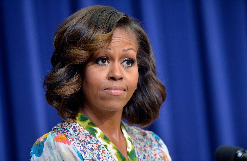 Michelle Obama : Elle dévoile sa nouvelle coiffure (photo)