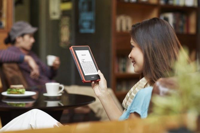 La Kindle, on l'emmène partout !