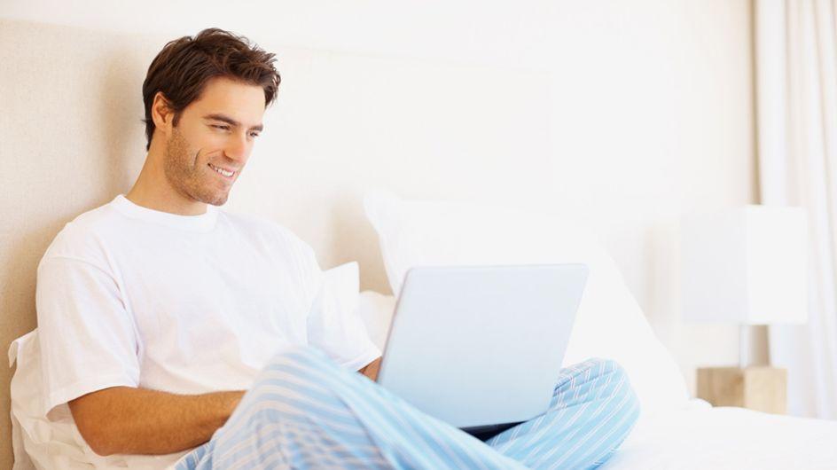 His secret online behaviour - revealed!
