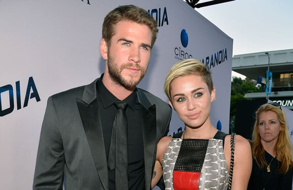 Liam Hemsworth's friends tell him: Miley Cyrus will ruin your career