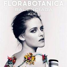 Kristen Stewart, divine pour Florabotanica