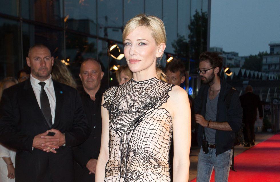 Cate Blanchett est notre pire look de la semaine !