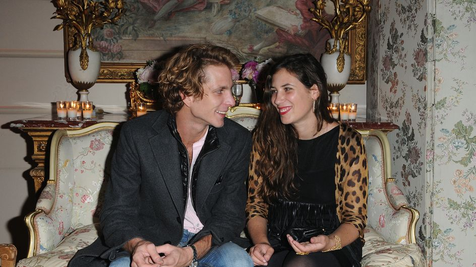 Andrea Casiraghi si è sposato