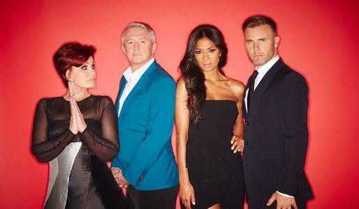 The X Factor judges