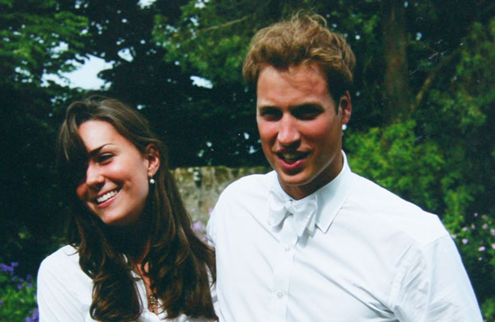 "Kate Middleton ""plotted to study alongside Prince William"" at St. Andrews University"