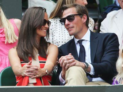 Pippa Middleton si sposa con Nico Jackson