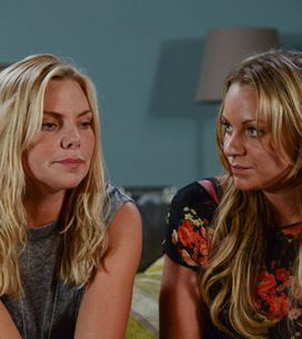 EastEnders 11/09 - Roxy is forced to chose - Alfie or Ronnie