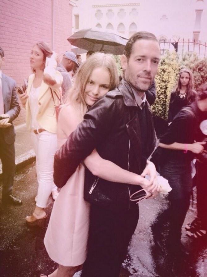 Kate Bosworth et Michael Polish